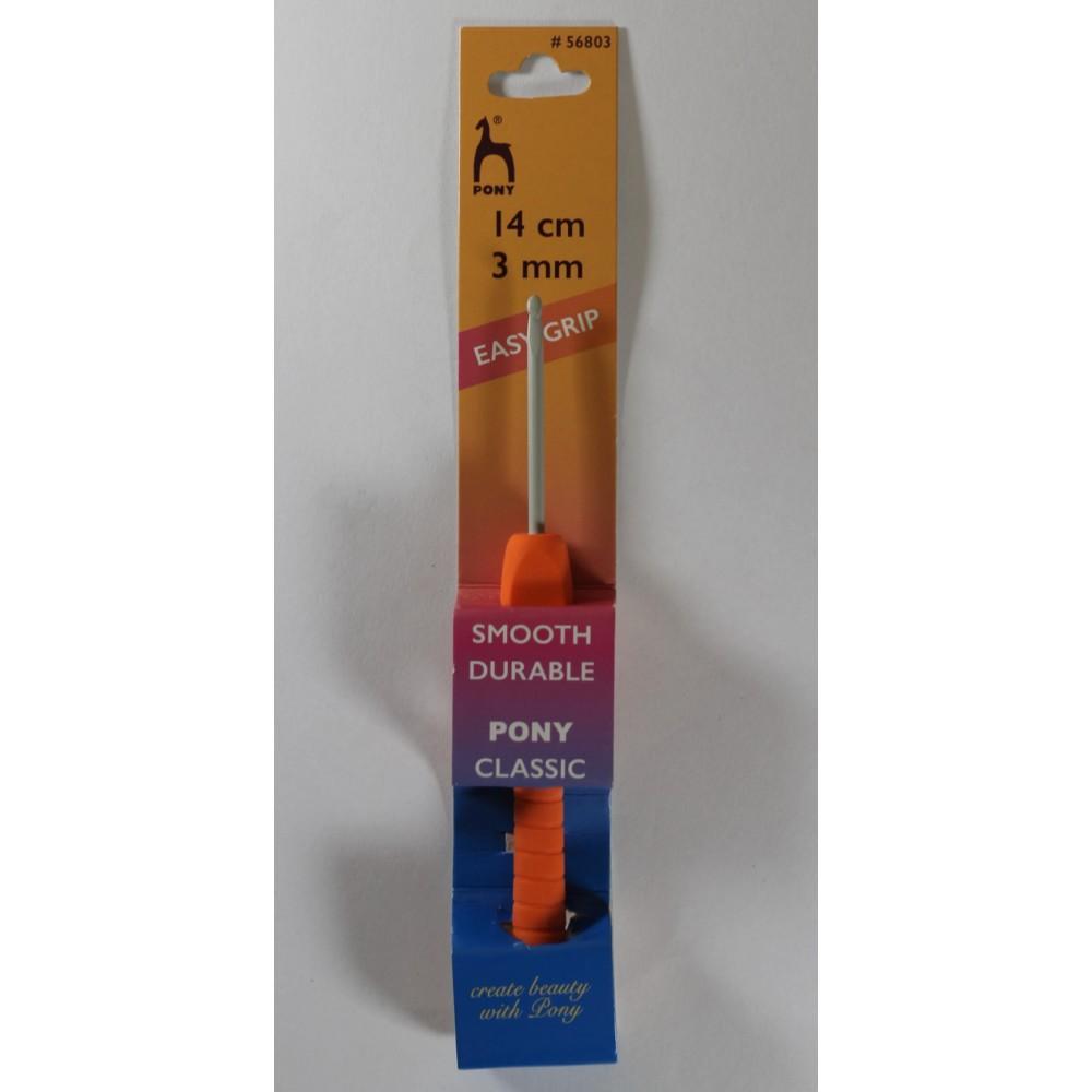 Pony Szydełko Easy Grip 3 mm