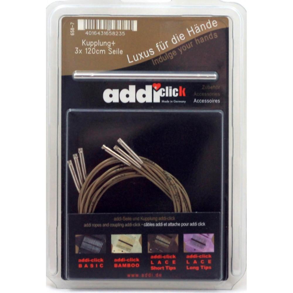 Żyłki do drutów Addi-Click