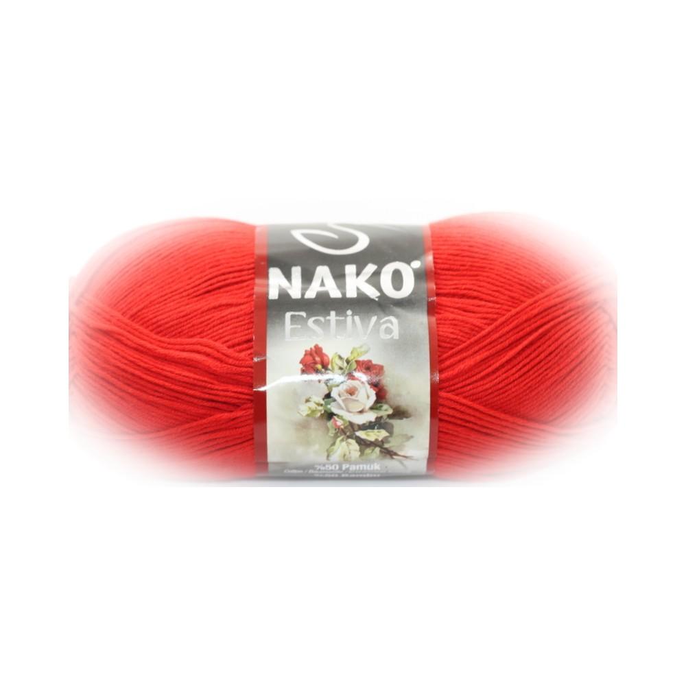Nako Estiva (6951) CZERWONY
