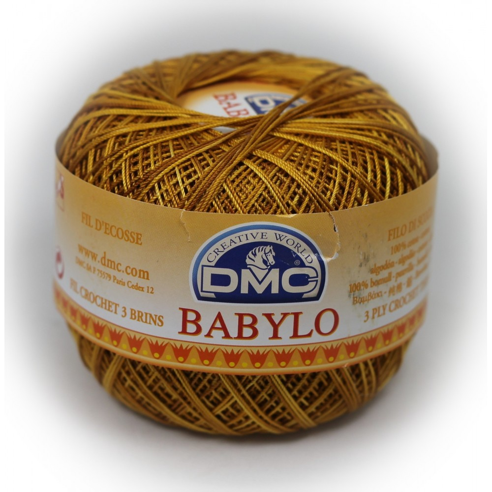 DMC Babylo 10 (111) STARE...