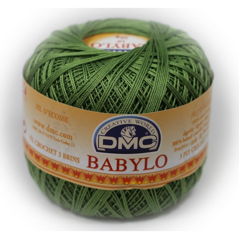 DMC Babylo 10 (3346) ZIELONY