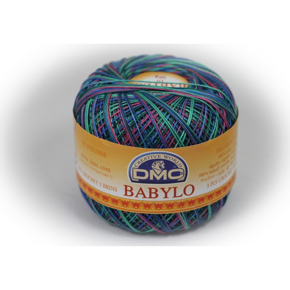 DMC Babylo 10 (4507) COLORIS