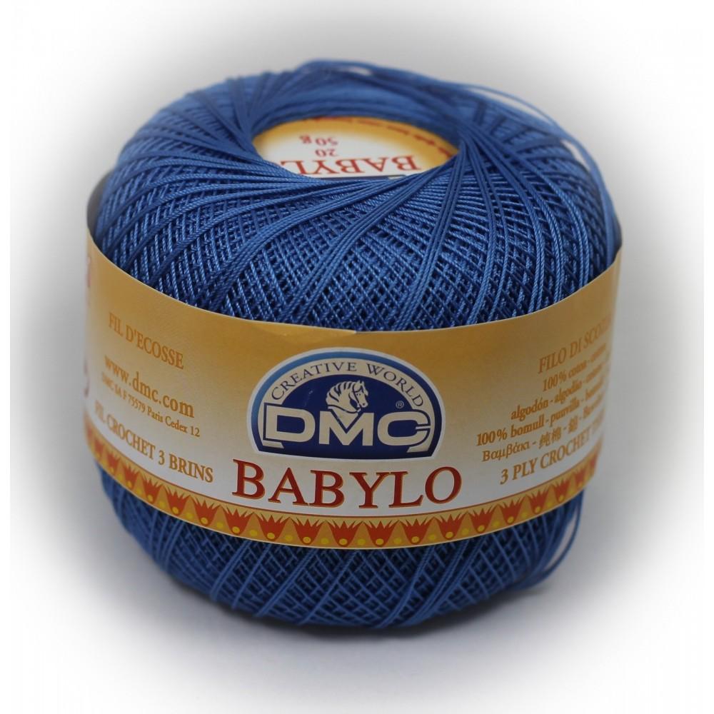 DMC Babylo 10 (482) NIEBIESKI