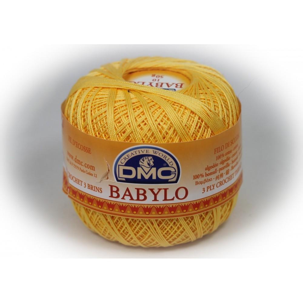 DMC Babylo 10 (743) ŻÓŁTY