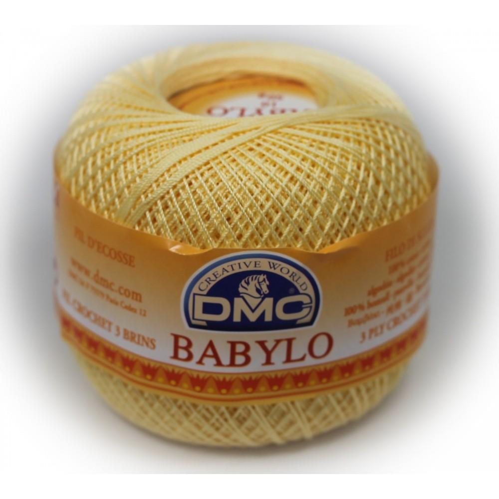 DMC Babylo 10 (745) ŻÓŁTY