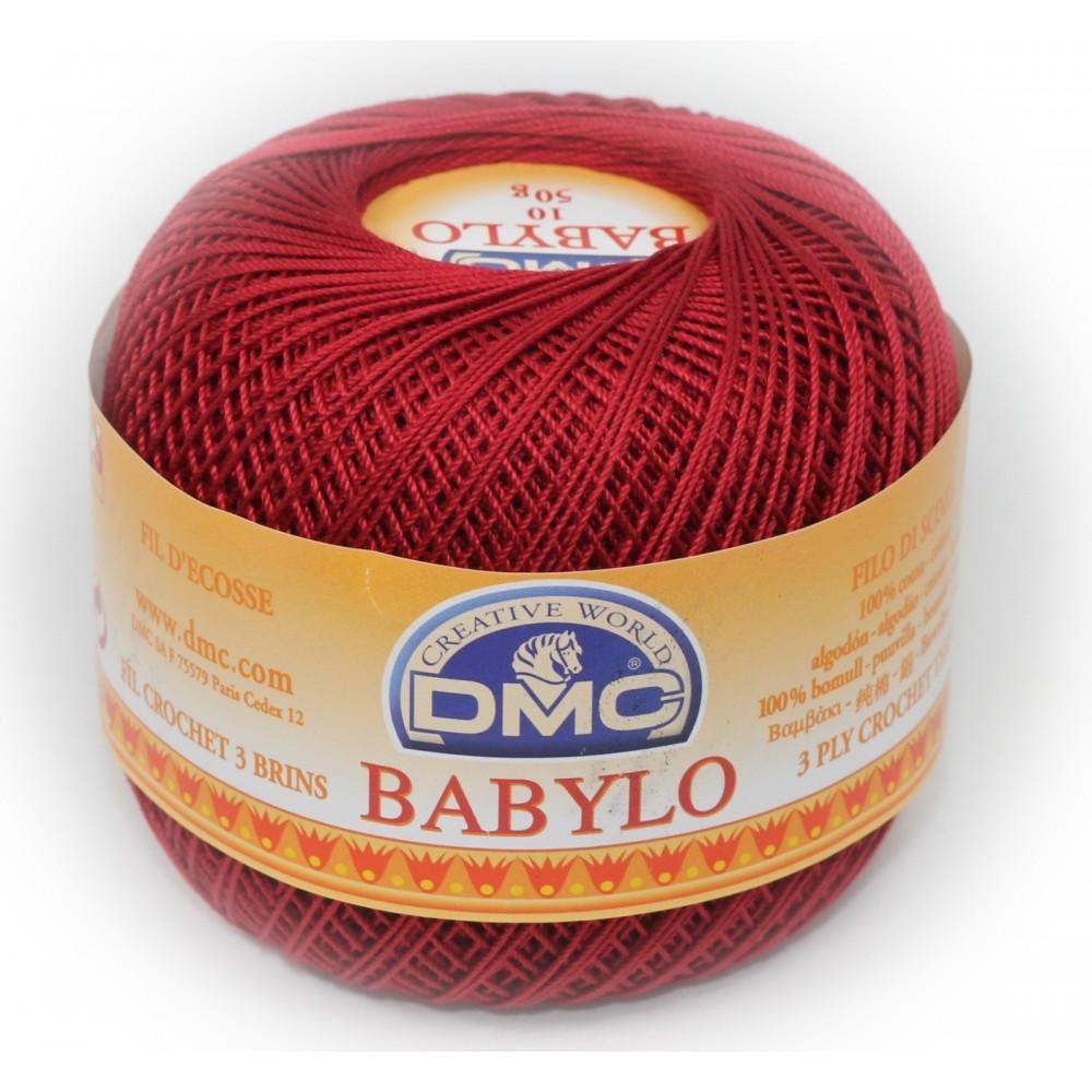 DMC Babylo 10 (815) WIŚNIOWY