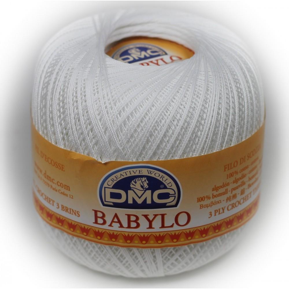 DMC Babylo 10 (B5200) BIAŁY