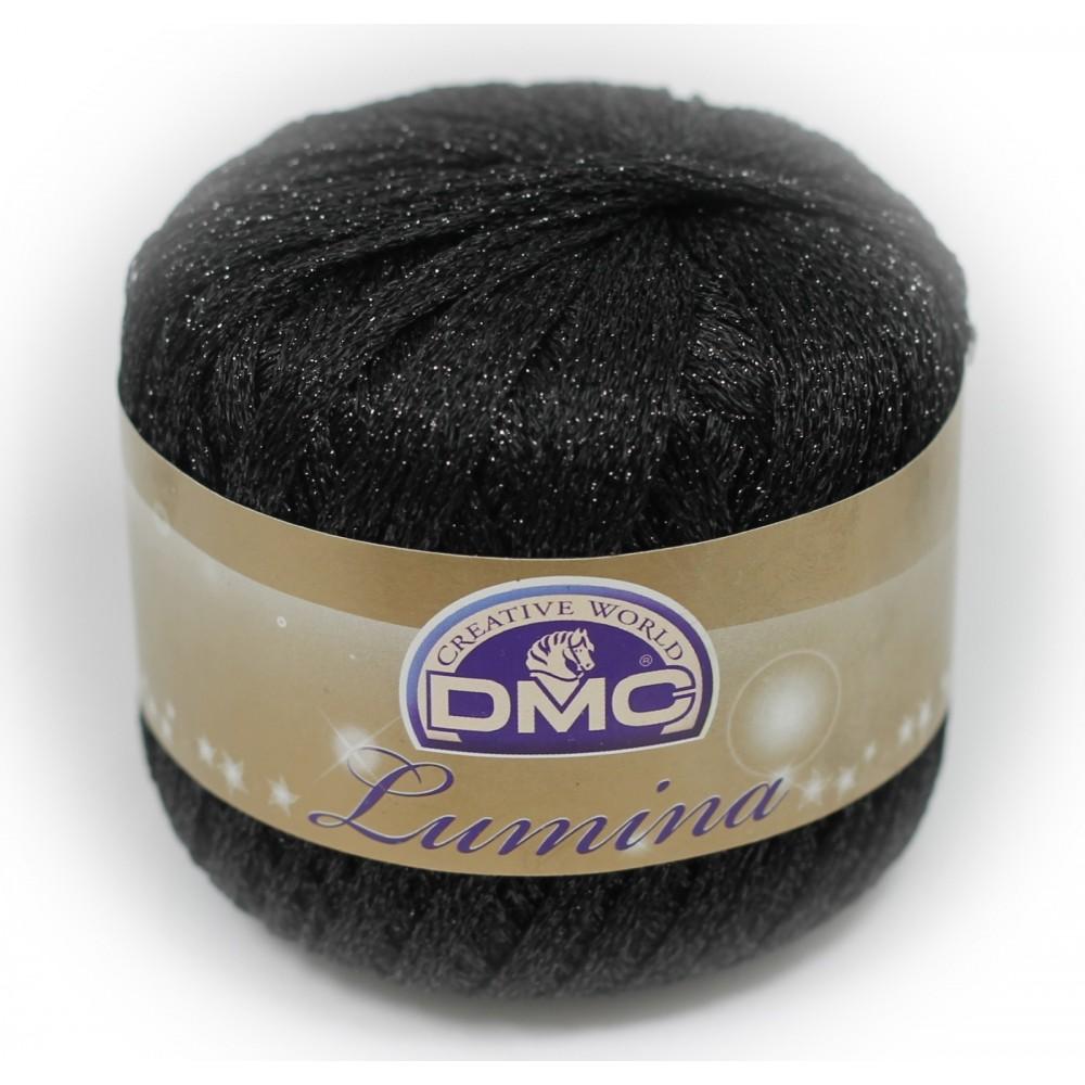 DMC Lumina (310) CZARNY