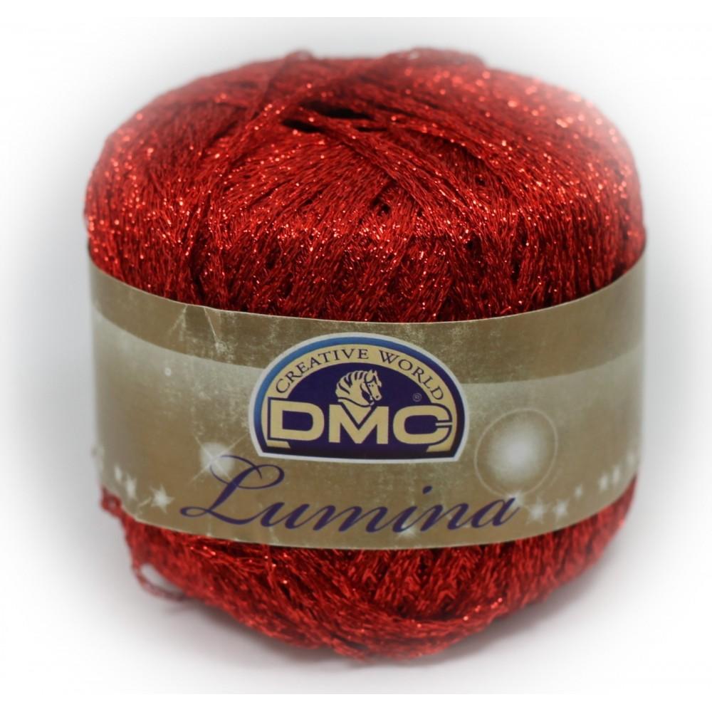DMC Lumina (666) CZERWONY