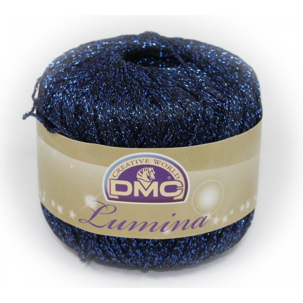 DMC Lumina (796) GRANATOWY