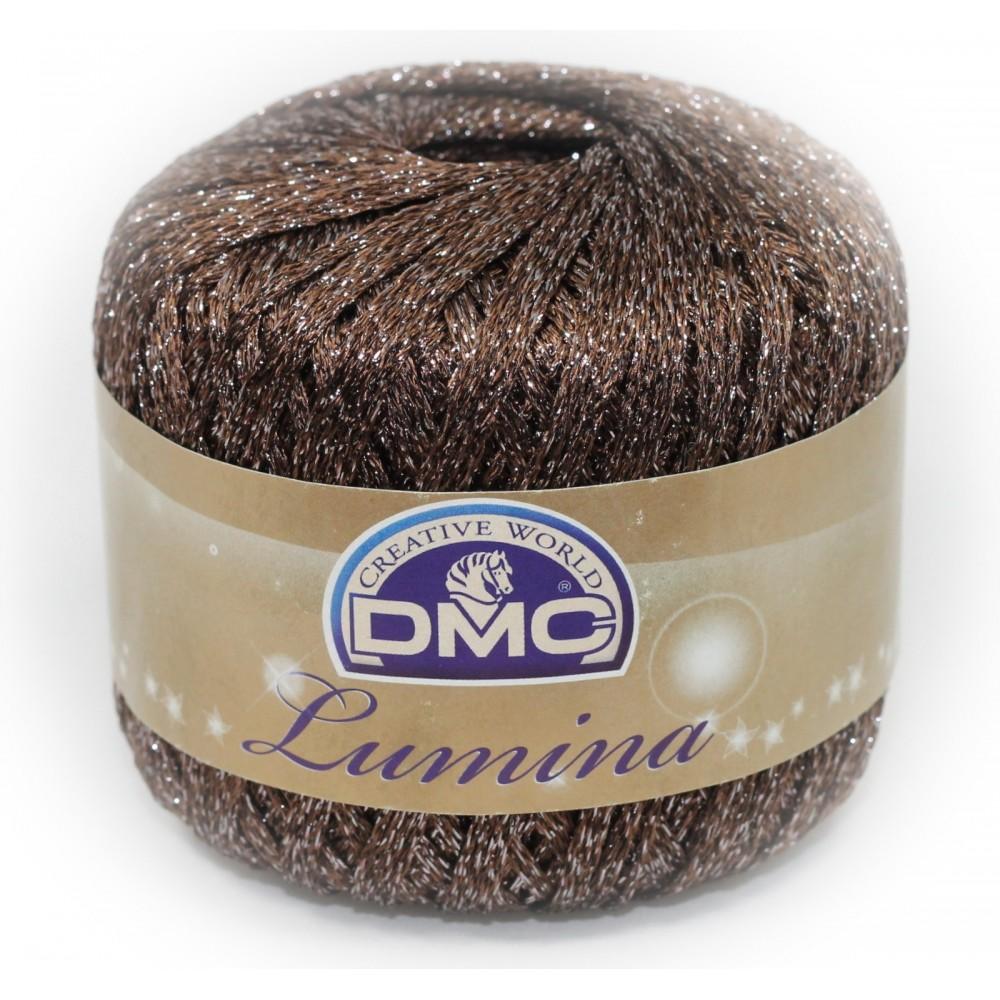 DMC Lumina (938) BRĄZOWY