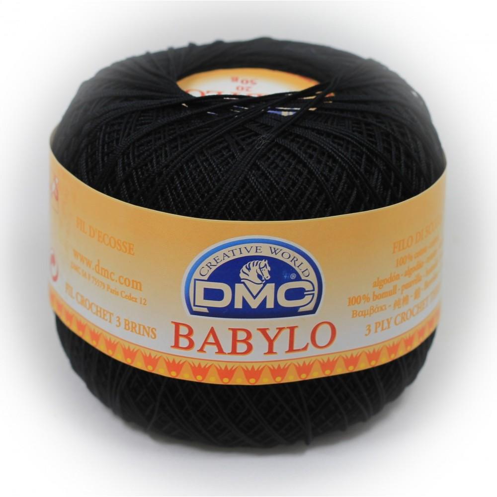 DMC Babylo 20 (310) CZARNY