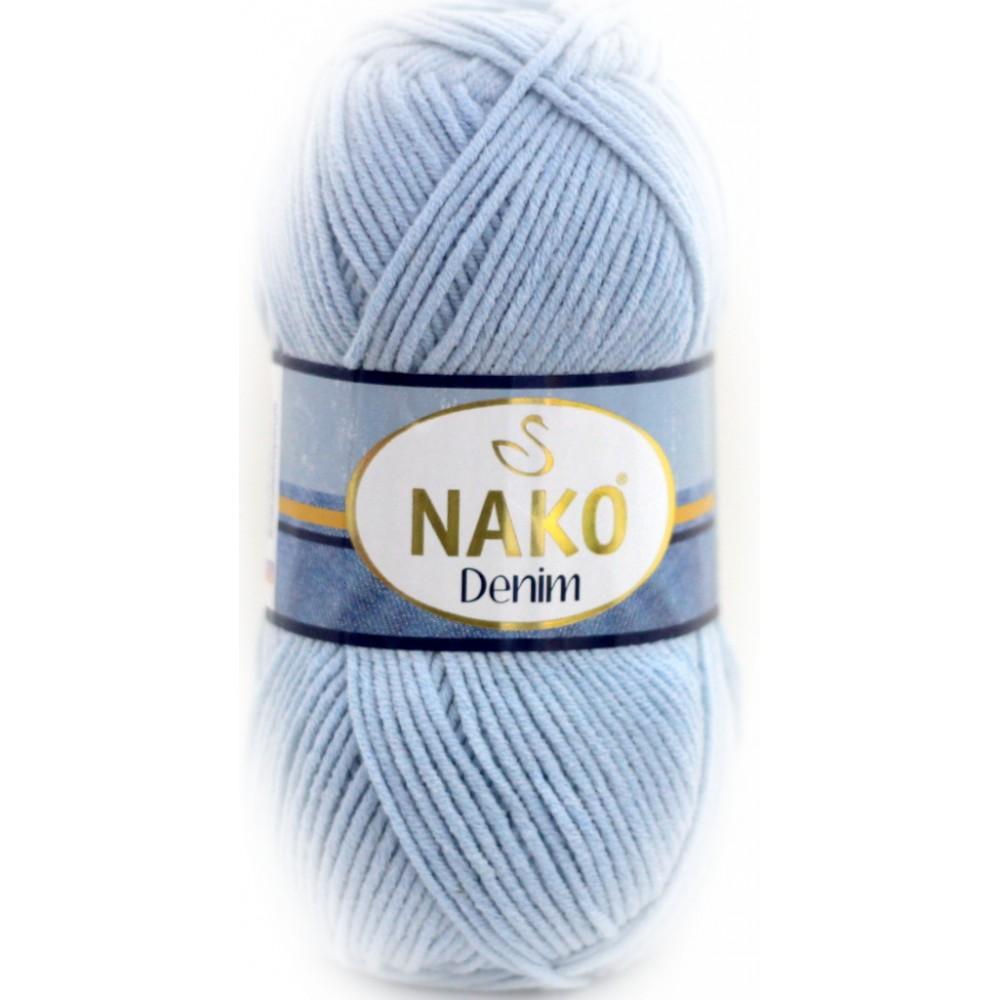 Nako Denim (6952) NIEBIESKI