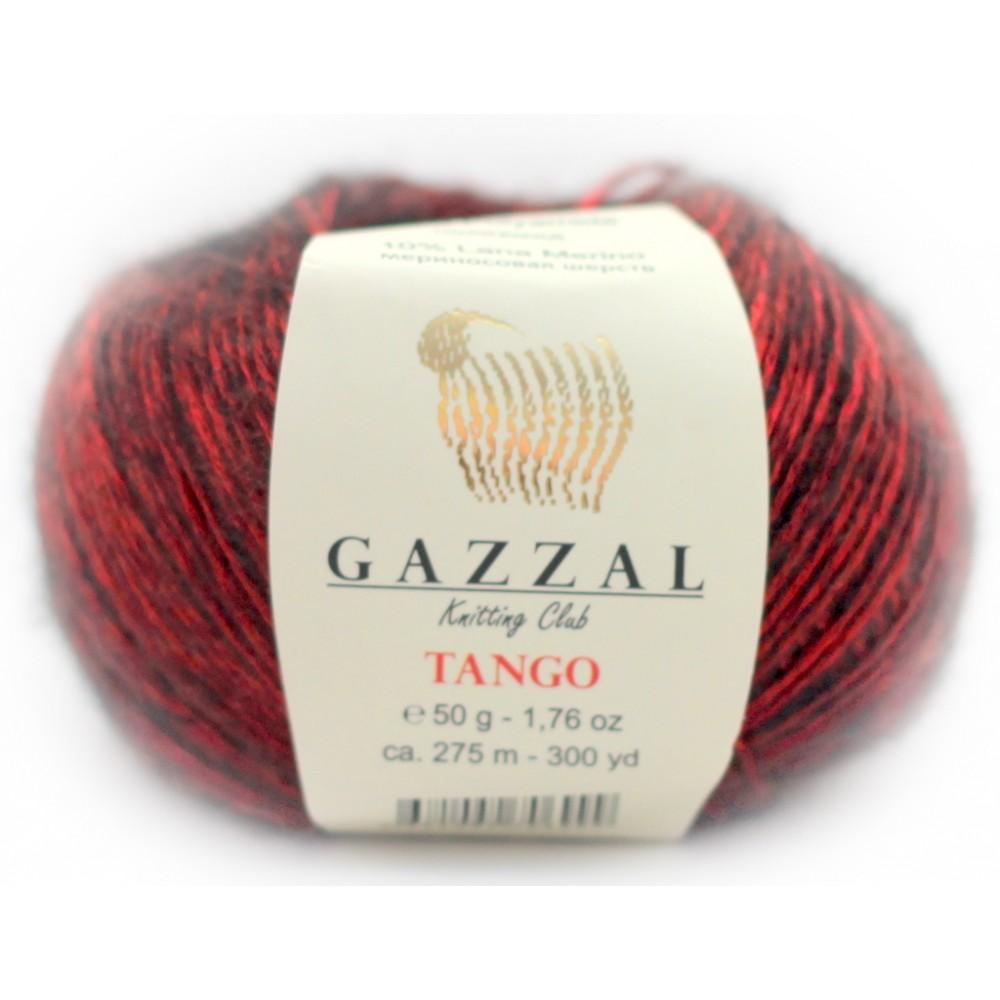 Gazzal Tango (1477) Czerwony