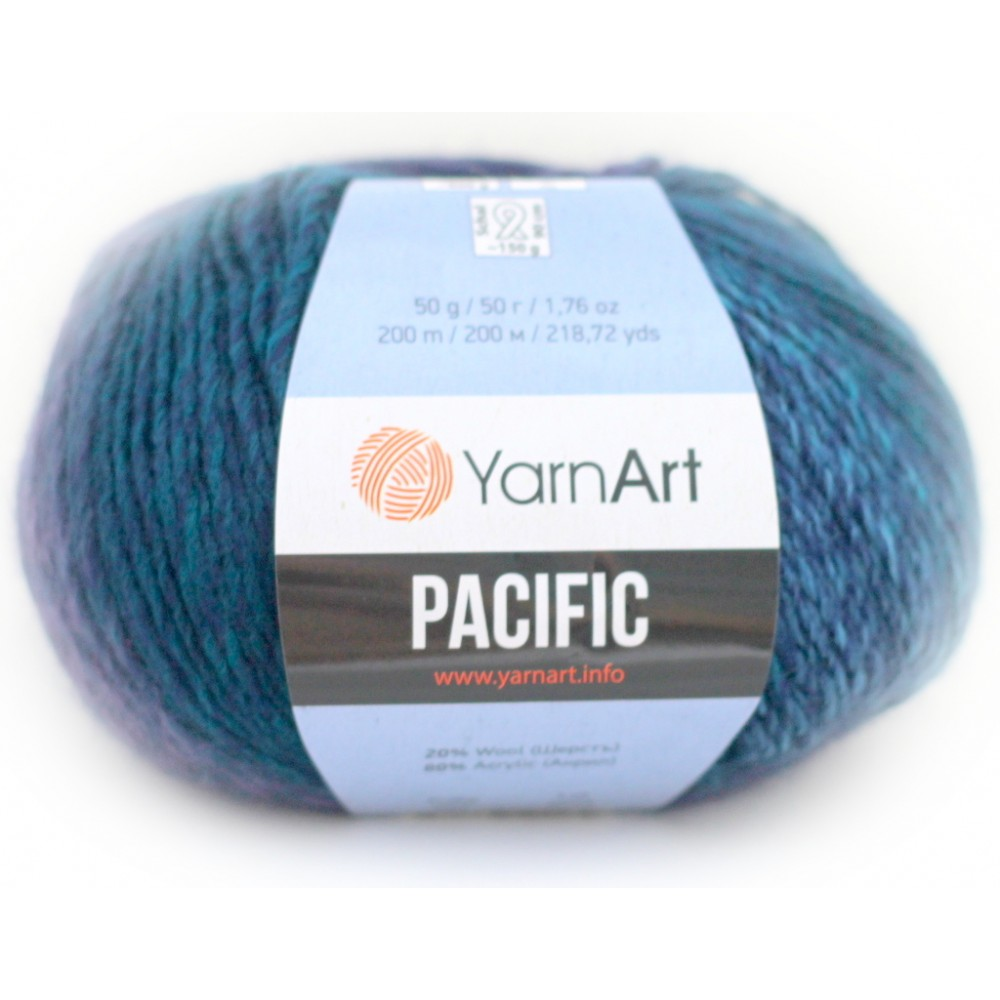Yarn Art Pacific (304) MORSKI