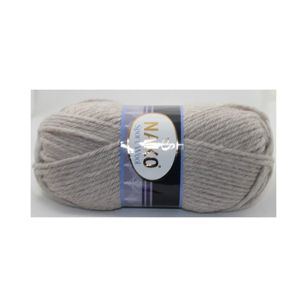 Nako Sport Wool (2167) BEŻOWY