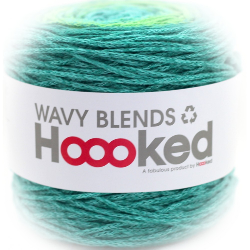 Hoooked Wavy Blends (Lush...