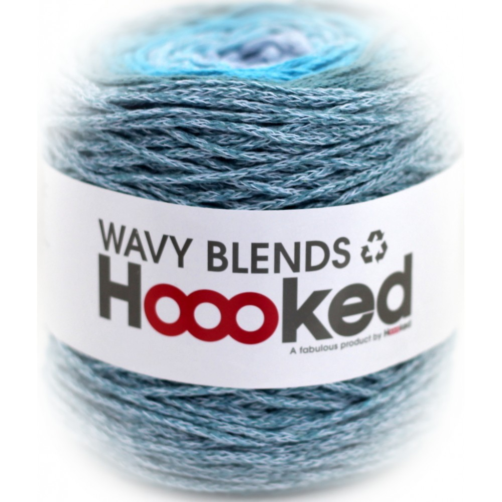 Hoooked Wavy Blends (Sea...