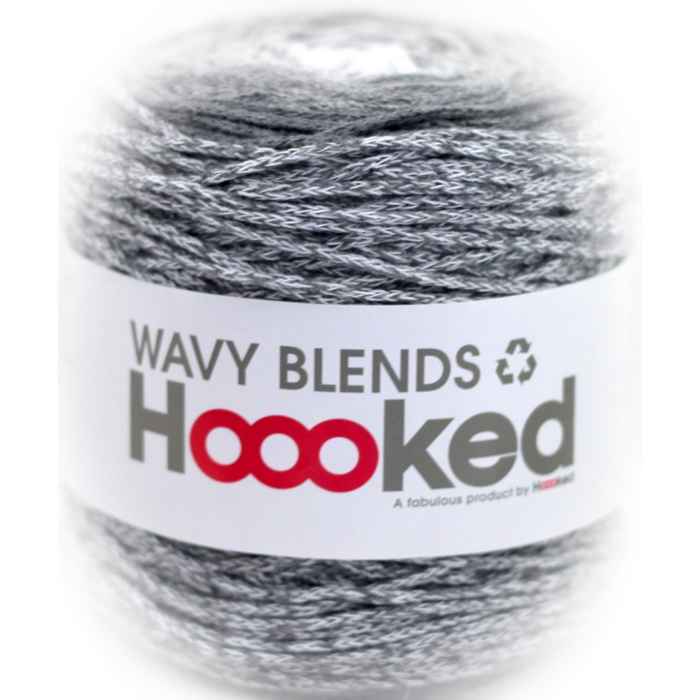Hoooked Wavy Blends (Silver...