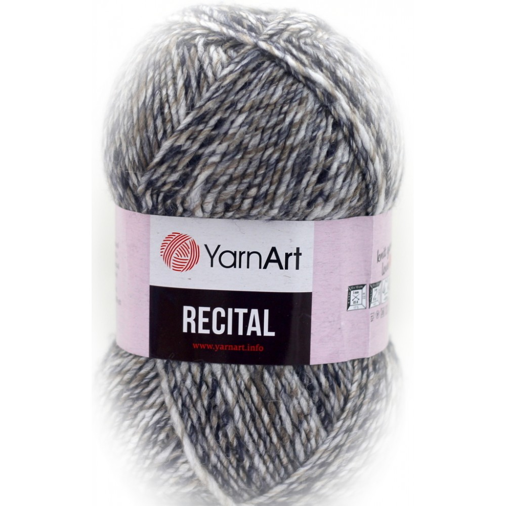 Yarn Art Recital (663)...