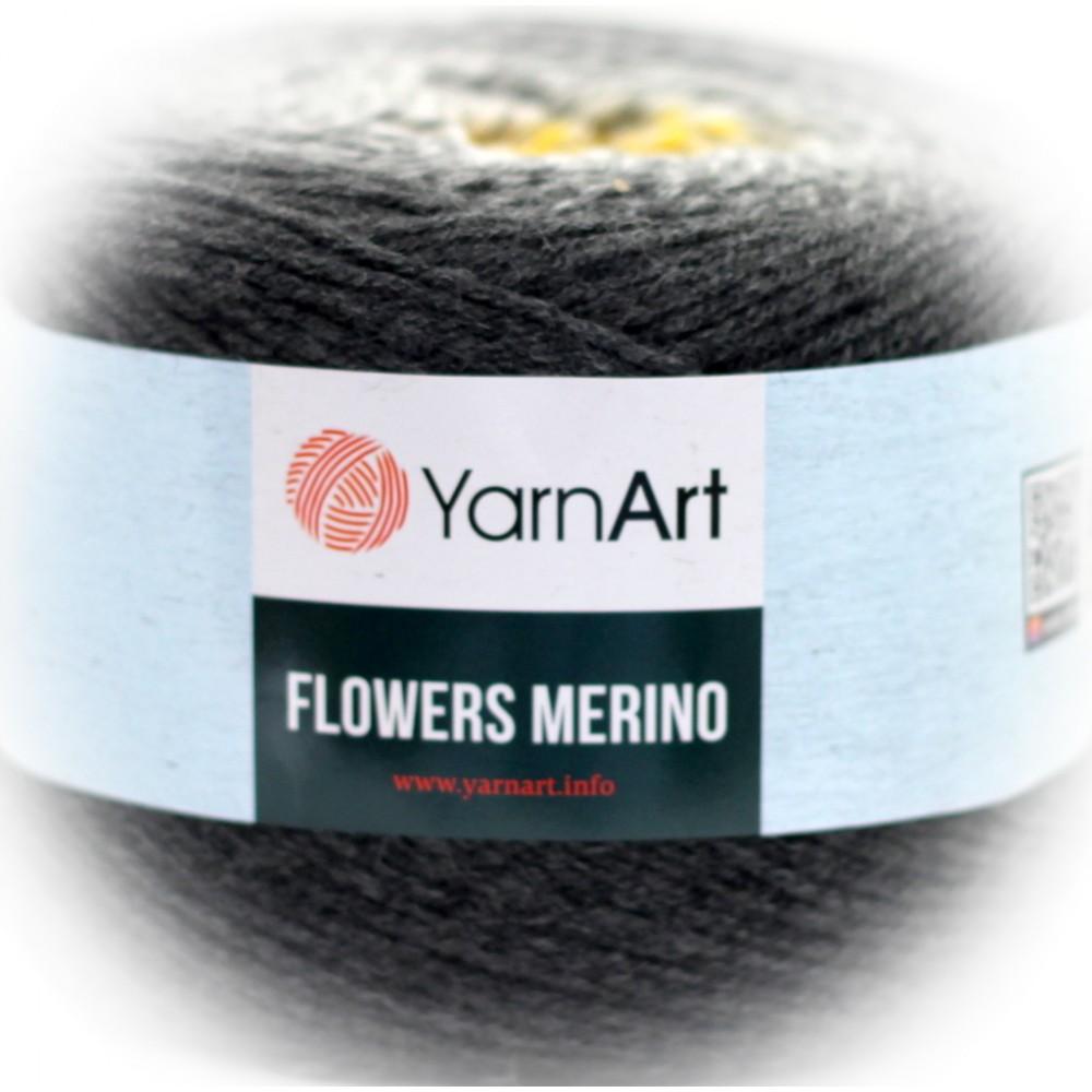 Yarn Art Flowers Merino...