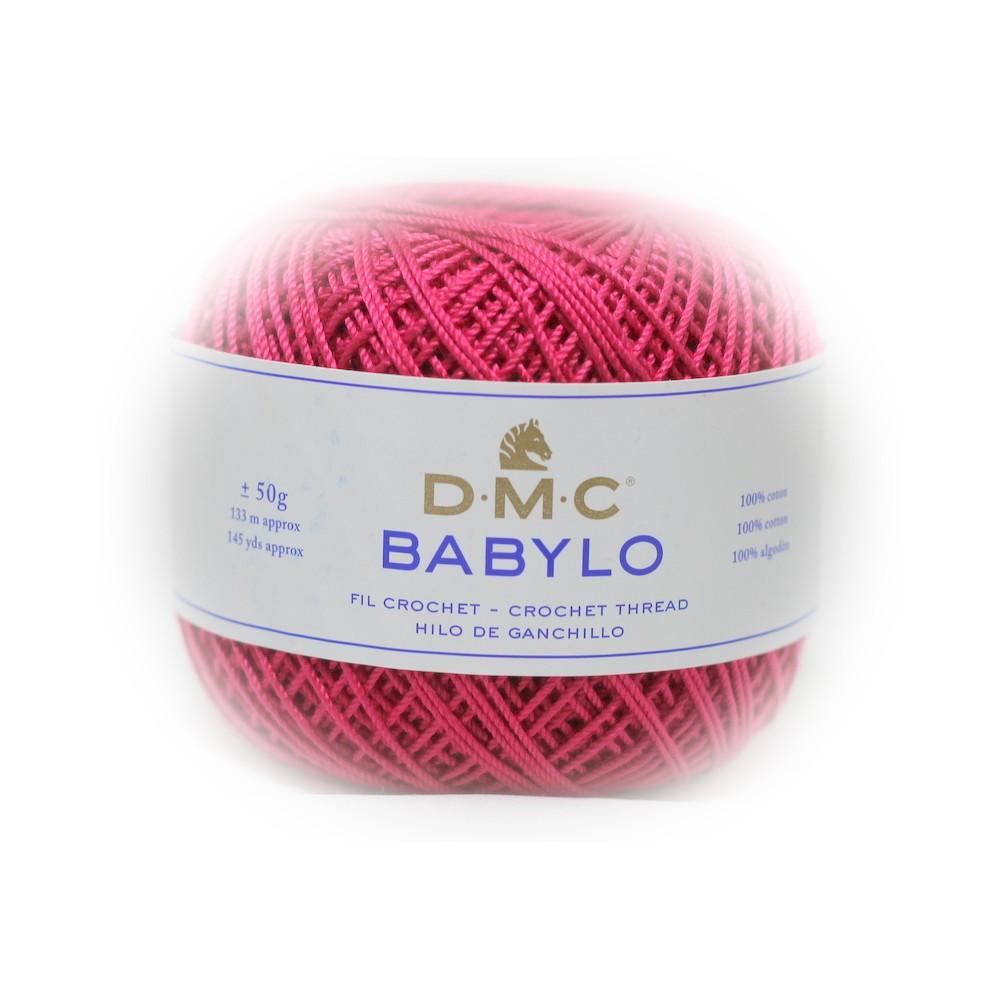 DMC Babylo 5 (600) RÓŻOWY