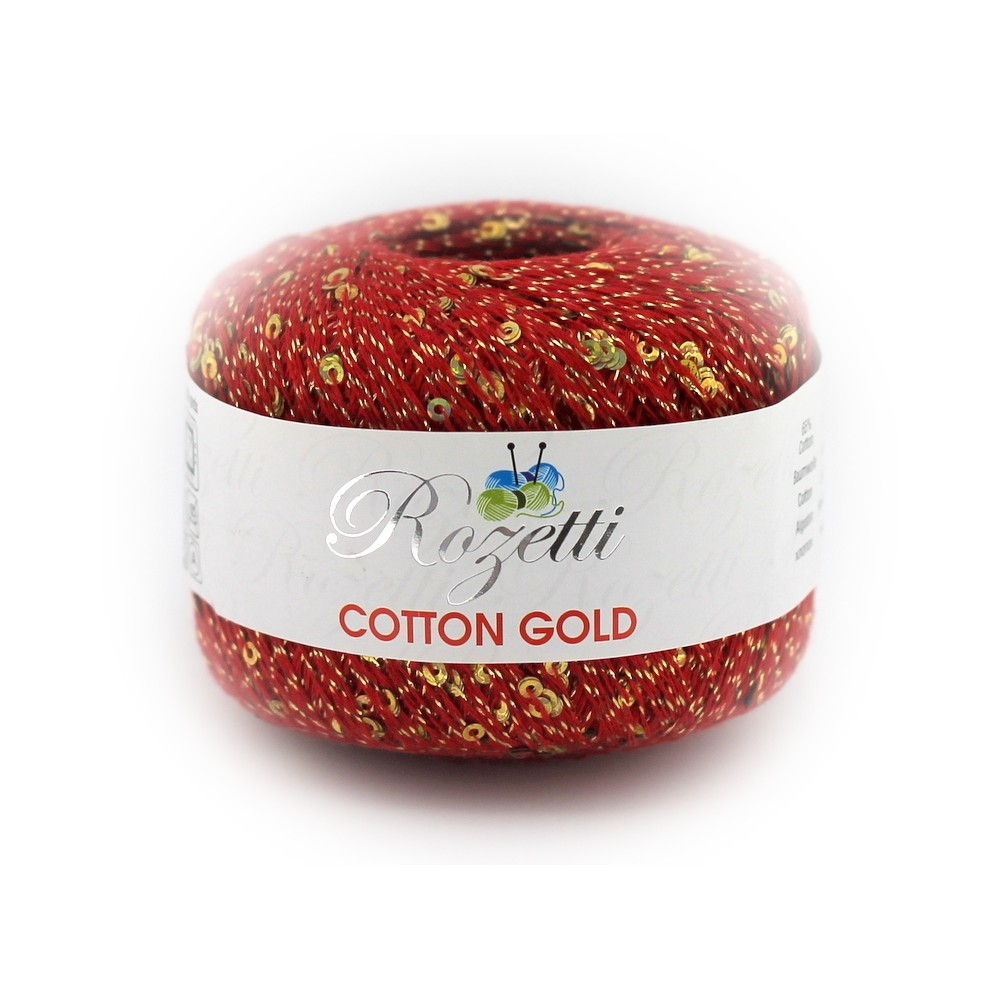 Rozetti Cotton Gold (1092)...