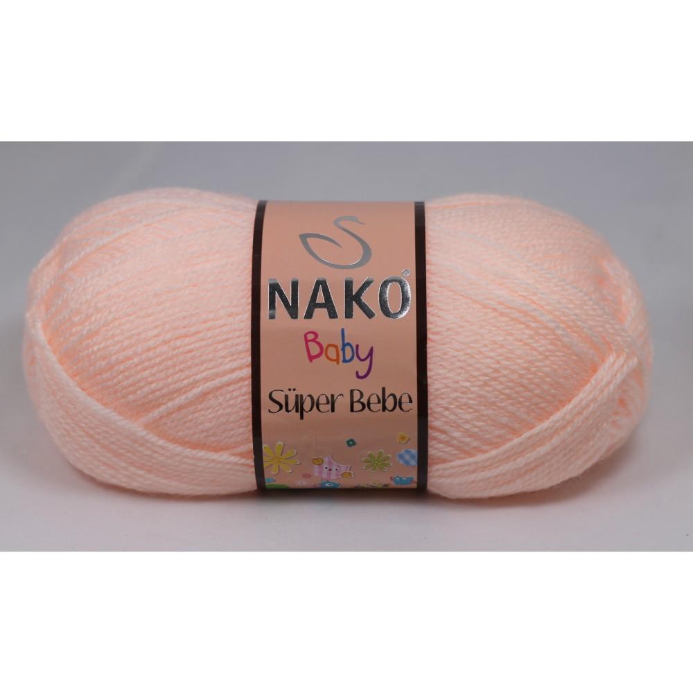 Nako Super Bebe (99054) RÓŻOWY