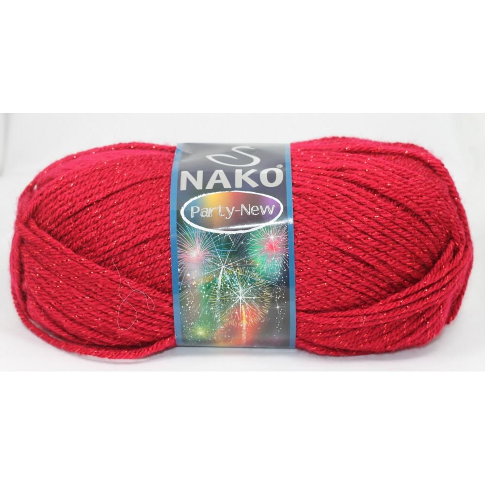 Nako Party (3630K) CZERWONY