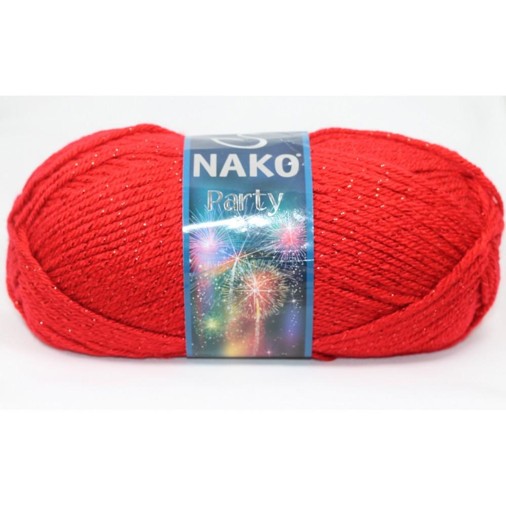 Nako Party (251) CZERWONY