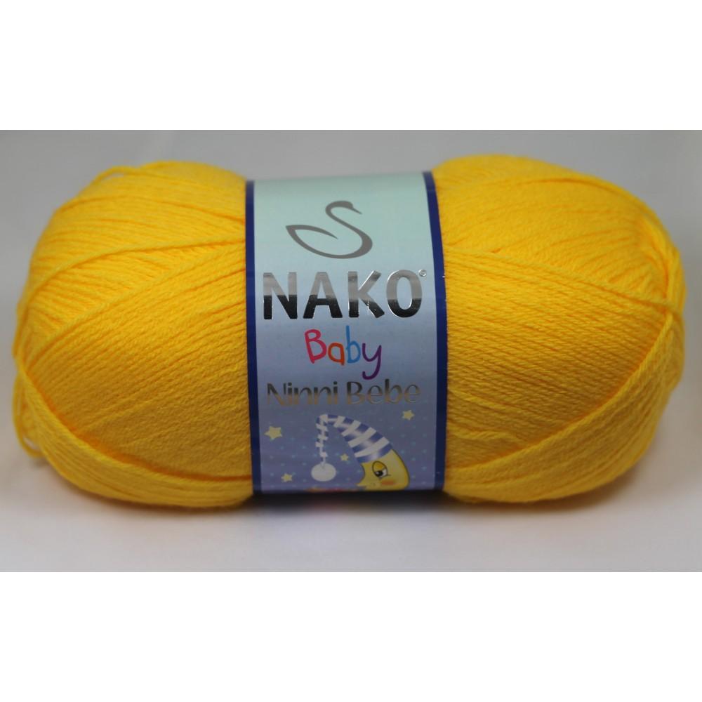 Nako ninni bebe (184) ŻÓŁTY