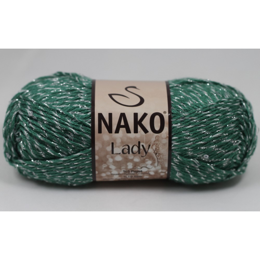 Nako Lady (2271G) ZIELONY