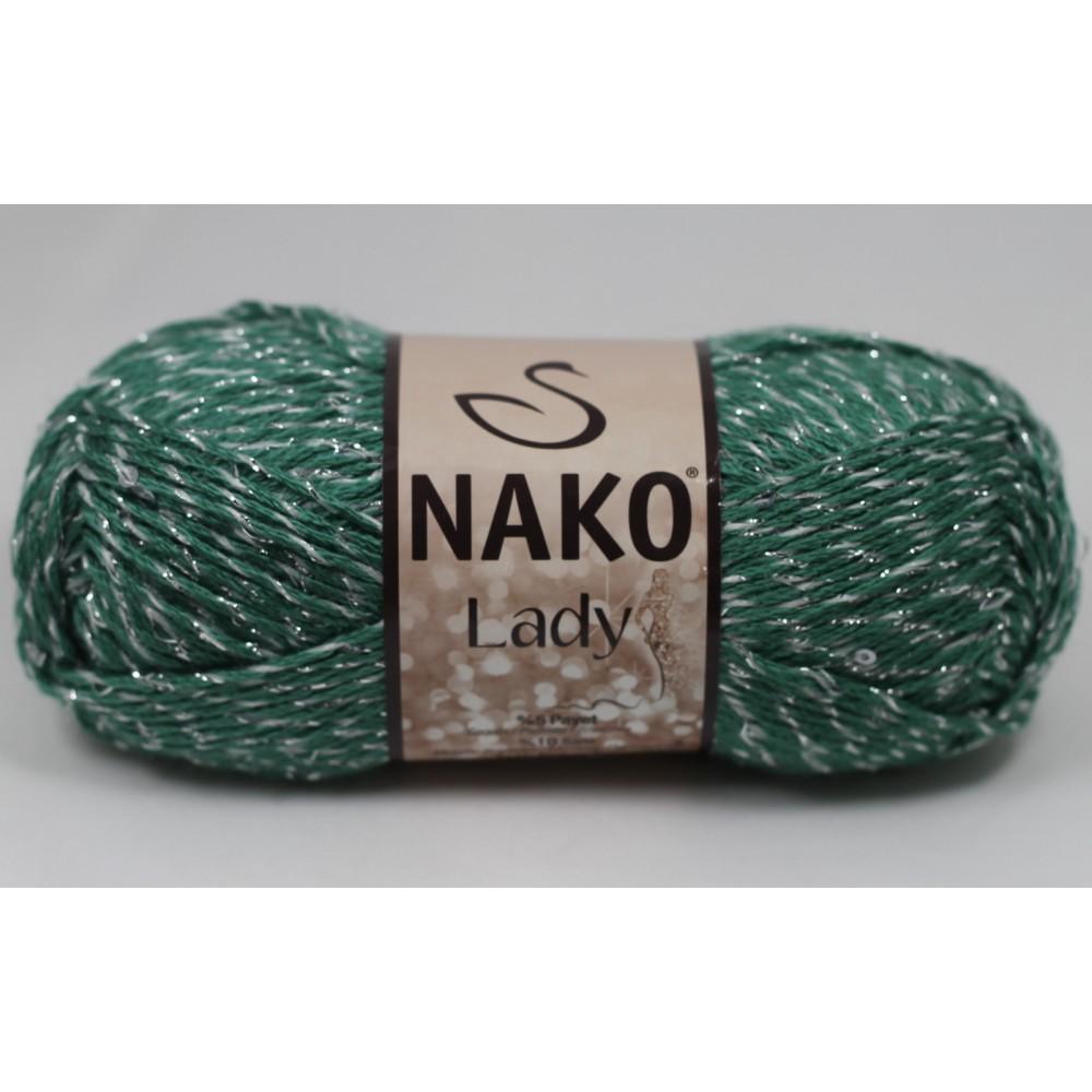 Nako Lady (2271G) ZIELONY