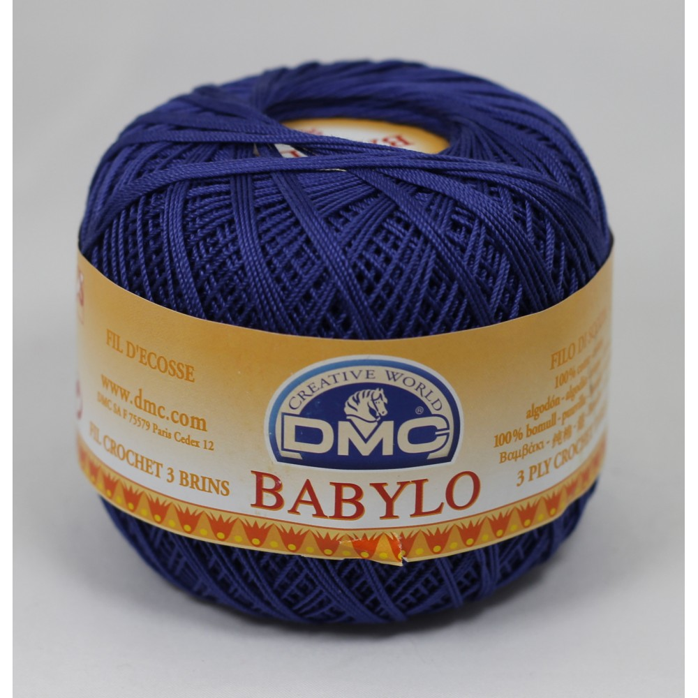 DMC Babylo 20 (797) NIEBIESKI