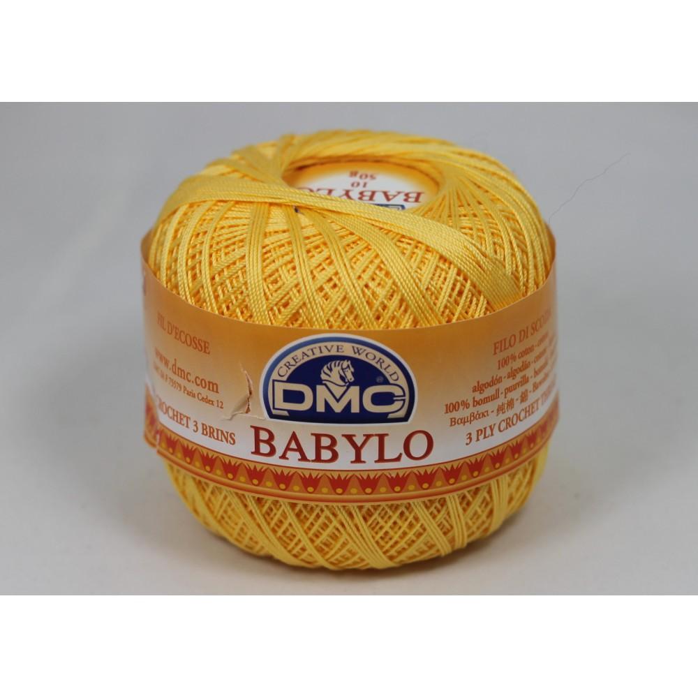 DMC Babylo 20 (743) ŻÓŁTY