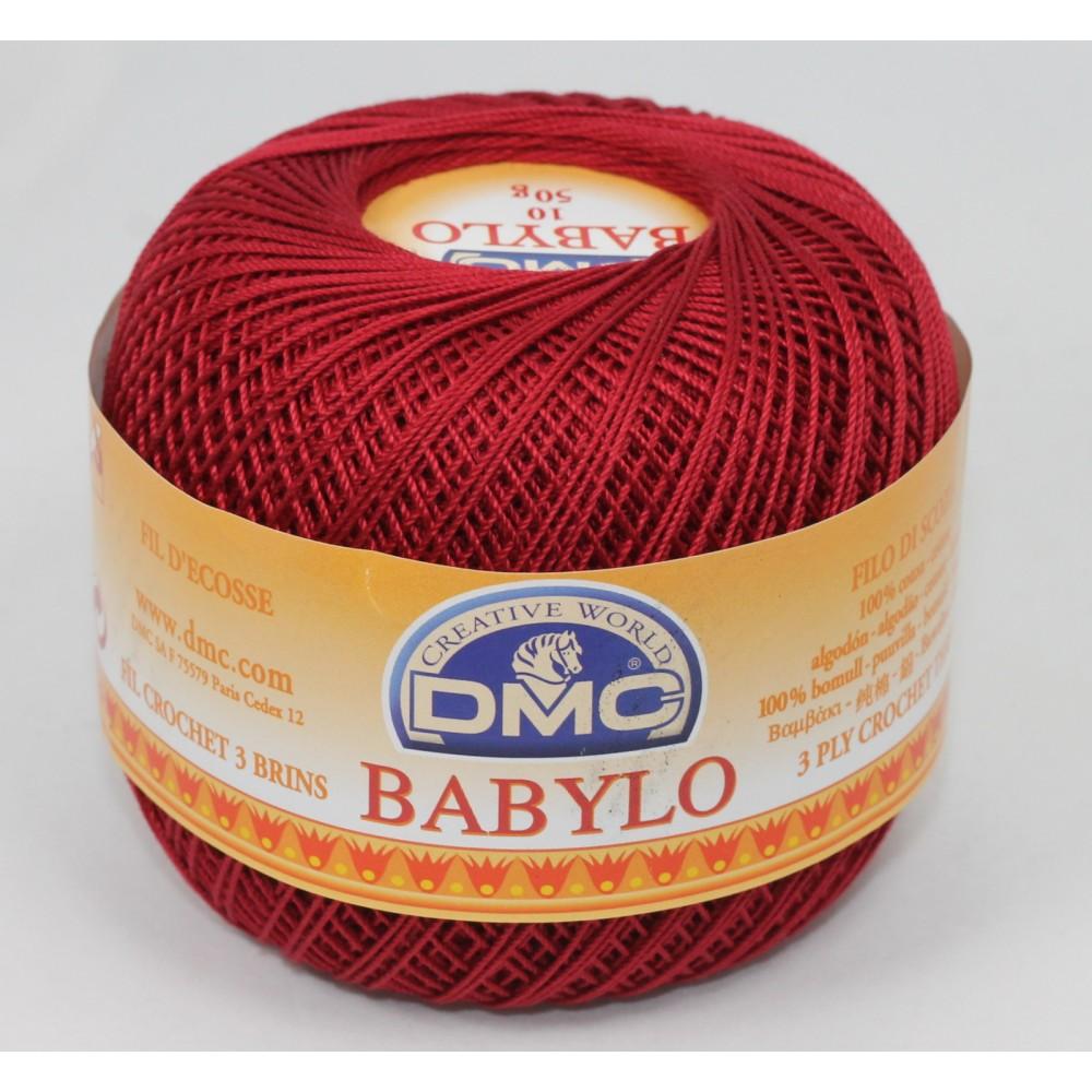 DMC Babylo 20 (815) WIŚNIOWY