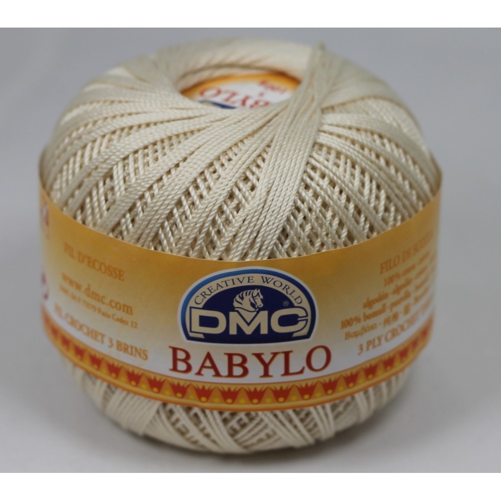 DMC Babylo 10 ECRU