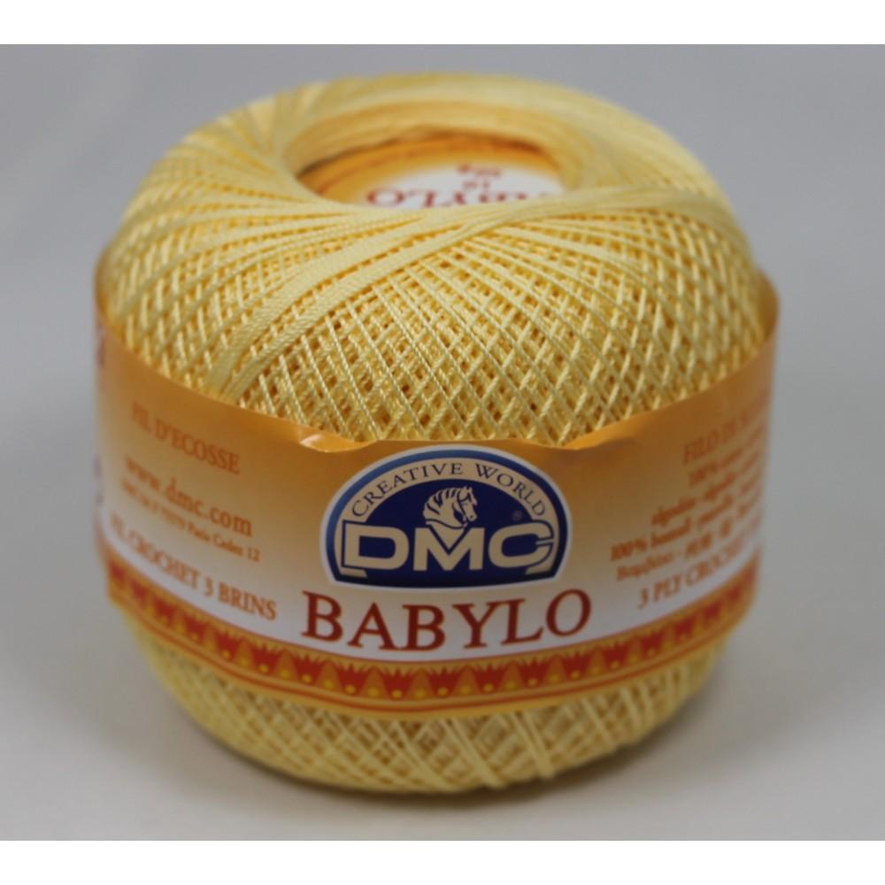 DMC Babylo 20 (745) ŻÓŁTY