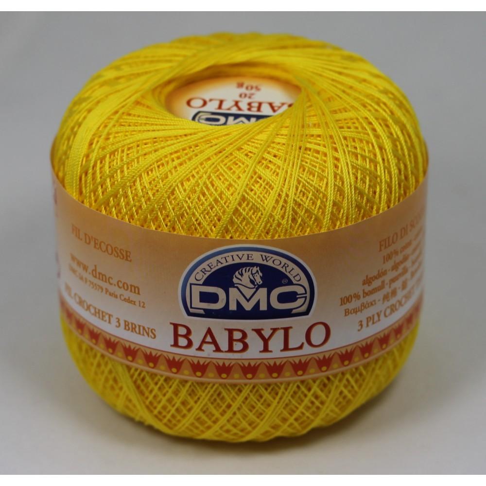 DMC Babylo 20 (973) ŻÓŁTY