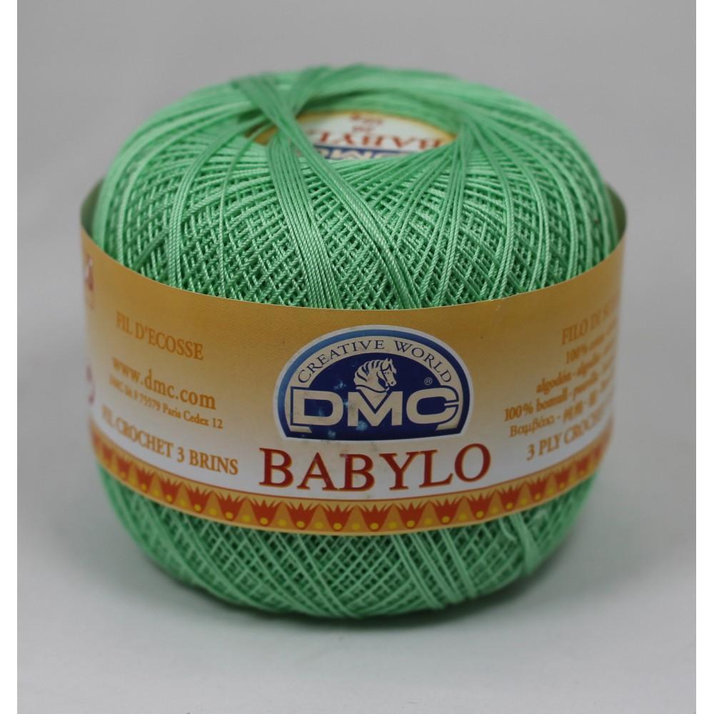 DMC Babylo 20 (508) SELEDYNOWY