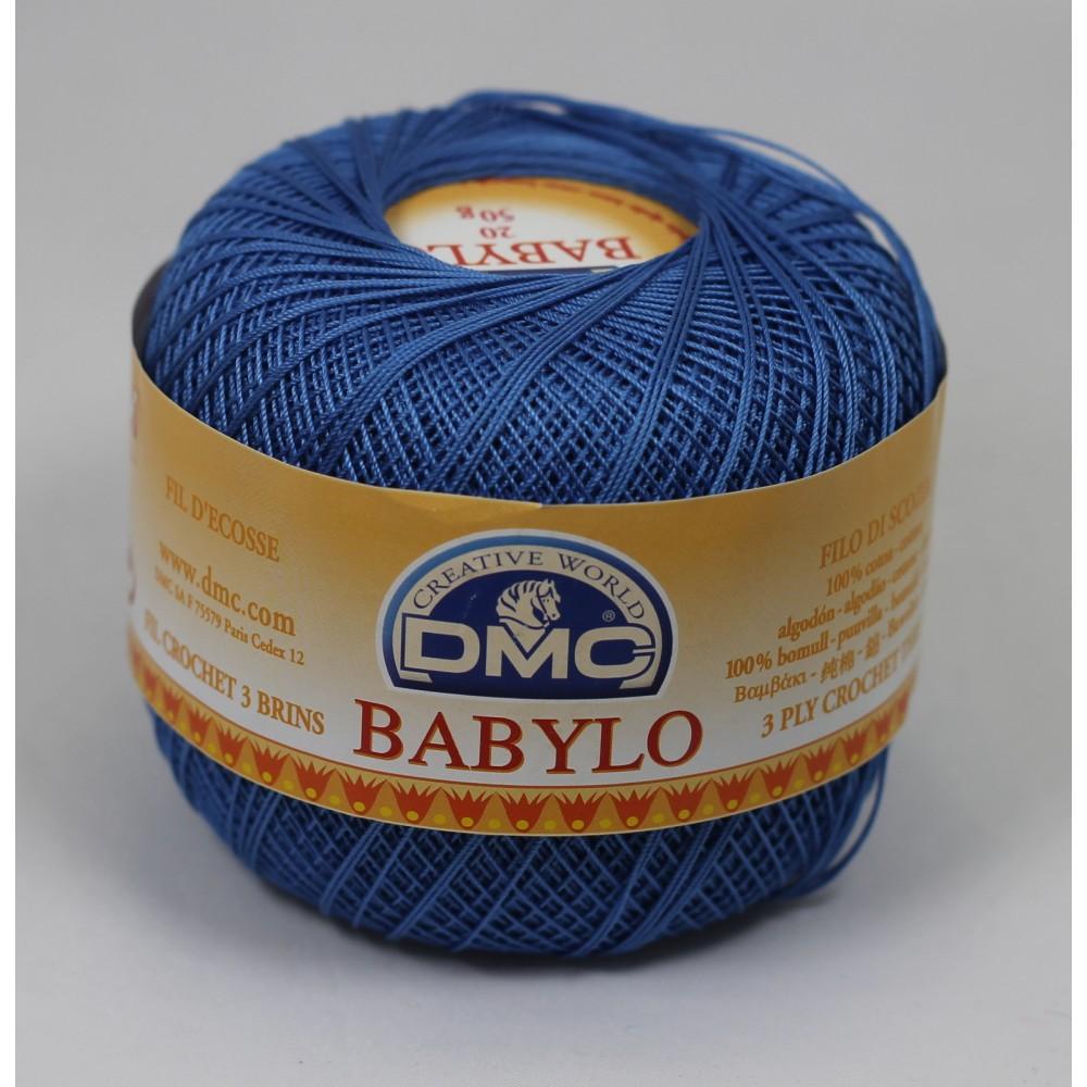 DMC Babylo 20 (482) NIEBIESKI