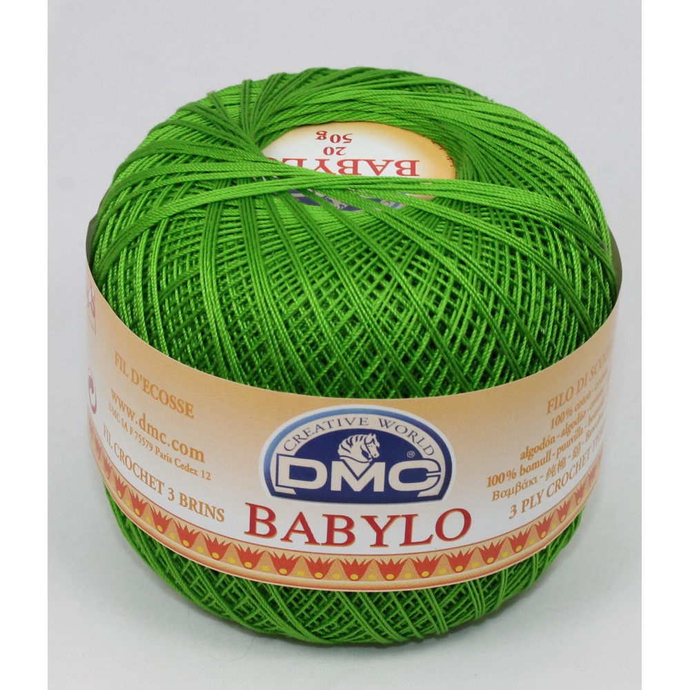 DMC Babylo 20 (906) ZIELONY